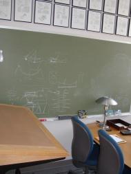 Office Chalkboard